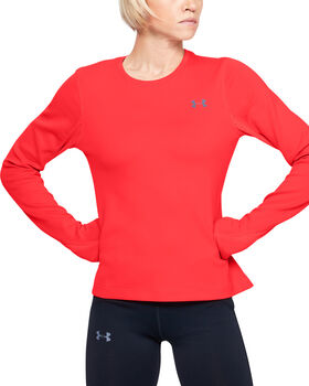 Under Armour Sudadera Qlifier Coldgear Long Sle mujer