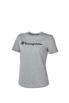 Champion Camiseta m/c Crewneck T-Shirt mujer