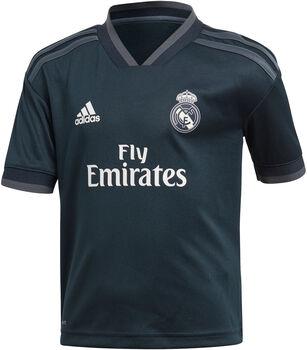 ADIDAS Miniconjunto segunda equipación Real Madrid