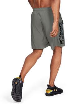 Pantalón corto Woven Graphic Wordmark para hombre