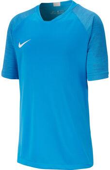 Nike Camiseta m/c B NK BRT STRKE TOP SS Azul