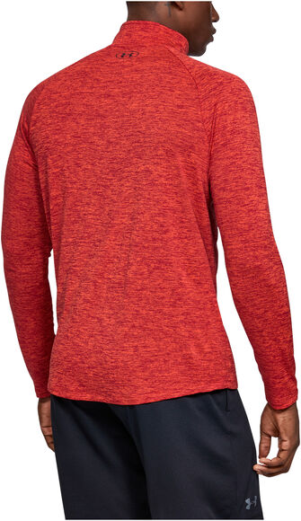 Camiseta manga larga Tech 1/2 Zip
