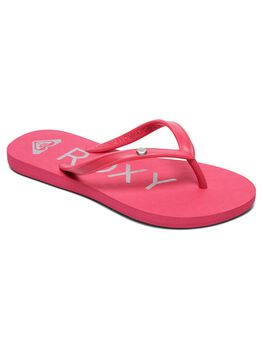 Roxy Sandy - Chanclas para Chicas niño