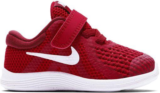 Nike - Zapatilla NIKE REVOLUTION 4 (TDV) - Unisex - Sneakers - Rojo - 19,5