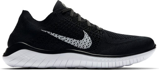 Nike - NIKE FREE RN FLYKNIT 2018 - Hombre - Zapatillas Running - Negro - 42