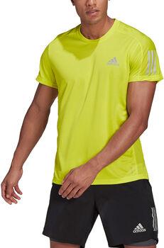 adidas Camiseta Manga Corta Own The Run hombre
