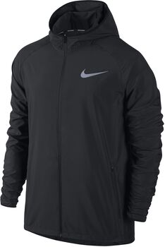 Nike Essential Hooded Running Jacket hombre Negro