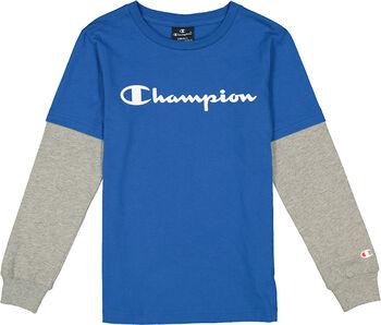 Champion Camiseta manga larga niño