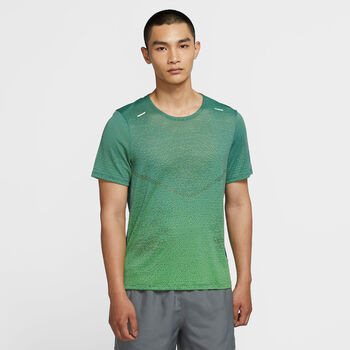Camiseta manga corta Nike Pinnacle Run hombre