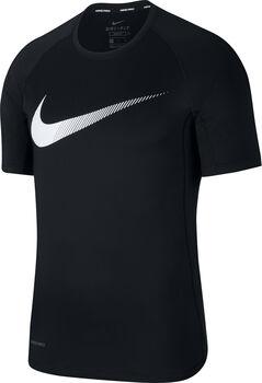 Nike Camiseta manga corta Pro hombre Negro