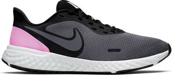 Zapatilla WMNS NIKE REVOLUTION 5 mujer Gris
