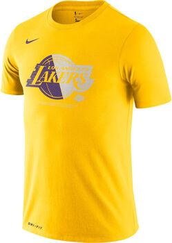 Nike Camiseta m/c LALNK DRY TEE FNW SP LGO NBA hombre