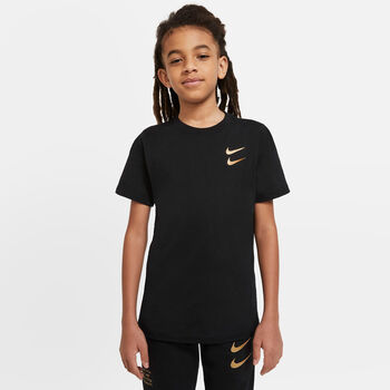 Nike Camiseta de manga corta Swoosh pack niño