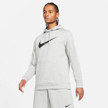 Nike Sudadera Dri-Fit hombre Gris