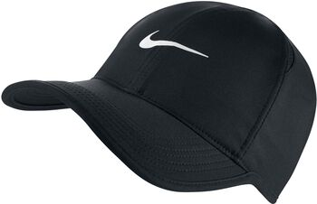 Nike Gorra FEATHER LIGHT CAP hombre Negro
