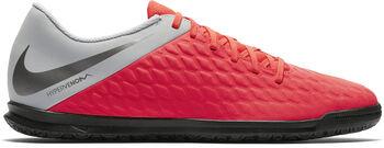 Nike Botas fútbol sala PhantomX 3 Club IC Hombre Rojo