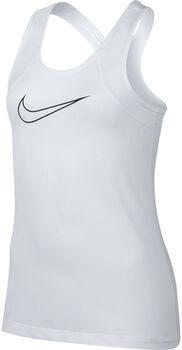 Nike  Pro Tank  niña Blanco