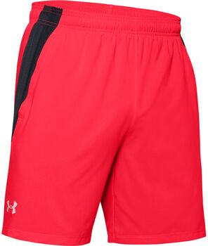 Under Armour LAUNCH SW 7'' hombre Rojo