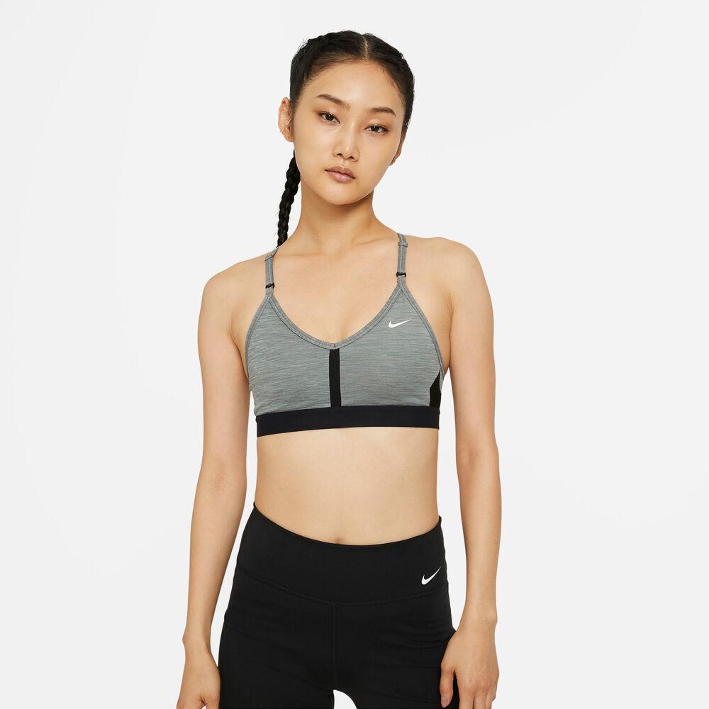 Nike - Sujetador deportivo Indy Bra - Mujer - Sujetadores deportivos - Gris - XS