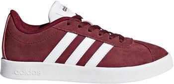 adidas VL Court 2. Zapatilla Niño Rojo