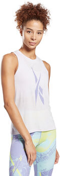 Reebok Camiseta sin mangas Workout ready Sup mujer