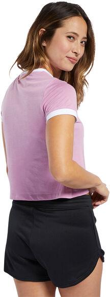 Camiseta Manga Corta Linear Logo