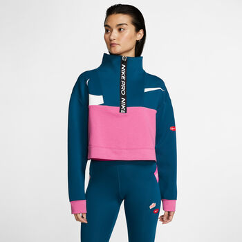 Nike Pro Get Fit mujer Azul