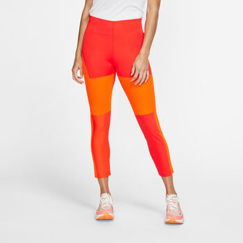 Nike Leggings Running Tech Pack mujer Naranja