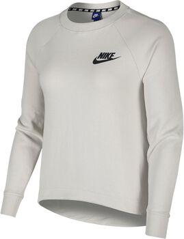 Nike Sportswear Advance 15 Crew Mujer Blanco
