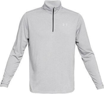 Under Armour Camiseta con cremallera corta Threadborne™ Streaker Run para hombre