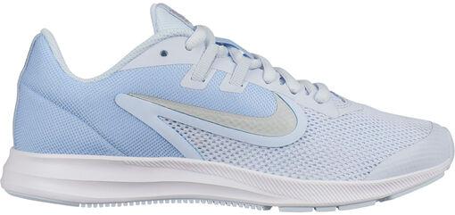 Nike - Zapatilla Nike Downshifter 9 Big Sh - Unisex - Zapatillas Running - Azul - 40
