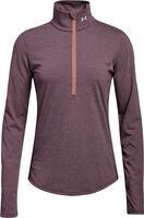 Camiseta de running con media cremallera Threadborne™ Streaker para mujer