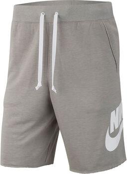 Nike Pantalón Corto Alumni hombre Gris