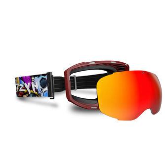 Máscara Ski Magnet Freeride