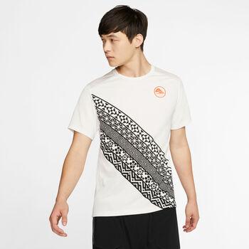 Nike Camiseta de manga corta Dri-FIT Miler hombre