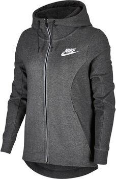 Nike Sportswear Advance 15 Hoddie Mujer Gris