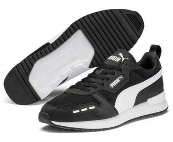 Zapatillas Puma R78 hombre Negro