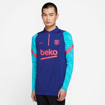 Nike Camiseta manga larga de entrenamiento F.C. Barcelona 2020/2021 hombre