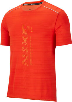 Nike Dri-FIT Miler hombre Naranja