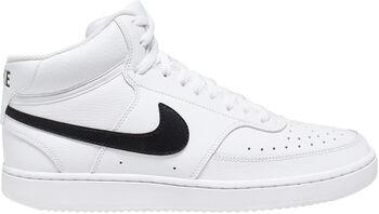 Nike Zapatillas de baloncesto Court Vision Mid hombre