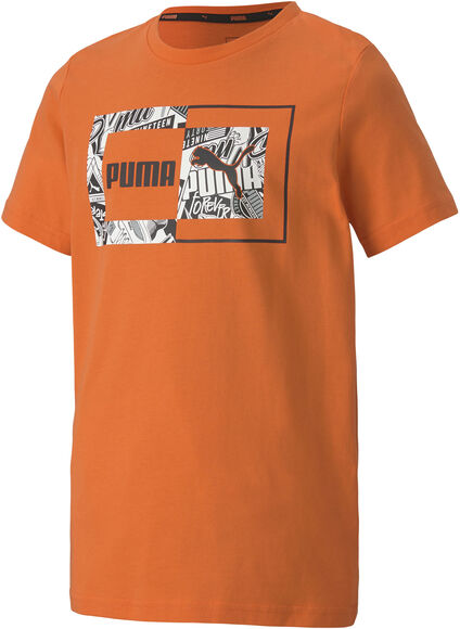 Camiseta Manga Corta Alpha Graphic