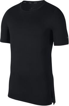 Nike Top SS fttd Utility hombre Negro