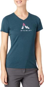 McKINLEY Camiseta de manga corta Kulma  mujer
