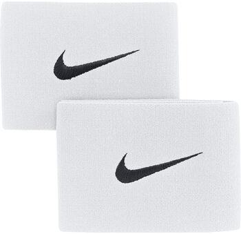 Nike Sujeta espinilleras NK GRD STAY-II Blanco