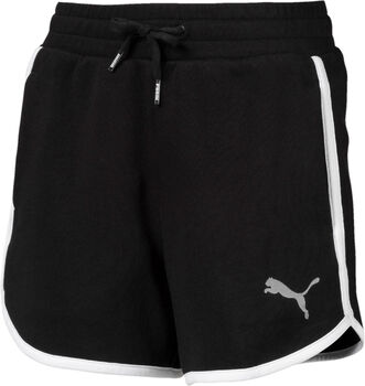 Puma Alpha Sweat Shorts G niña