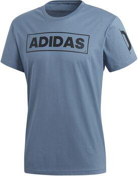 adidas Adi 360 Camiseta Manga Corta Hombre Gris