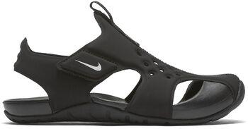 Nike Sandalias Sunray Protect 2 (PS) Negro