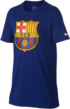 Nike Camiseta fútbol FC Barcelona Tee Evergreen Crest s Azul