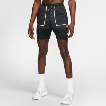 Nike Pantalon corto running 7i hombre Negro