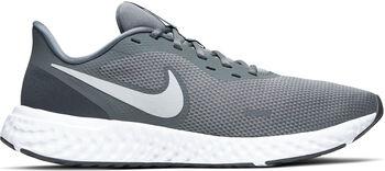Nike Zapatillas running Revolution 5 hombre Gris